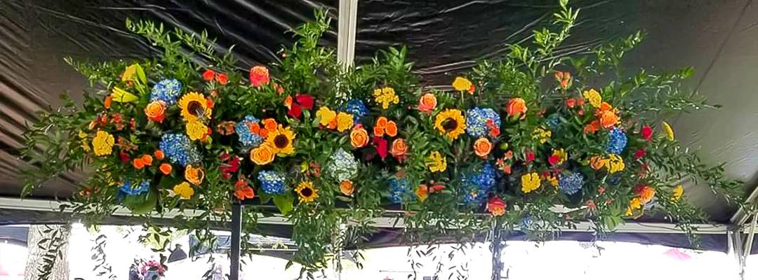 Flower Banner 2020