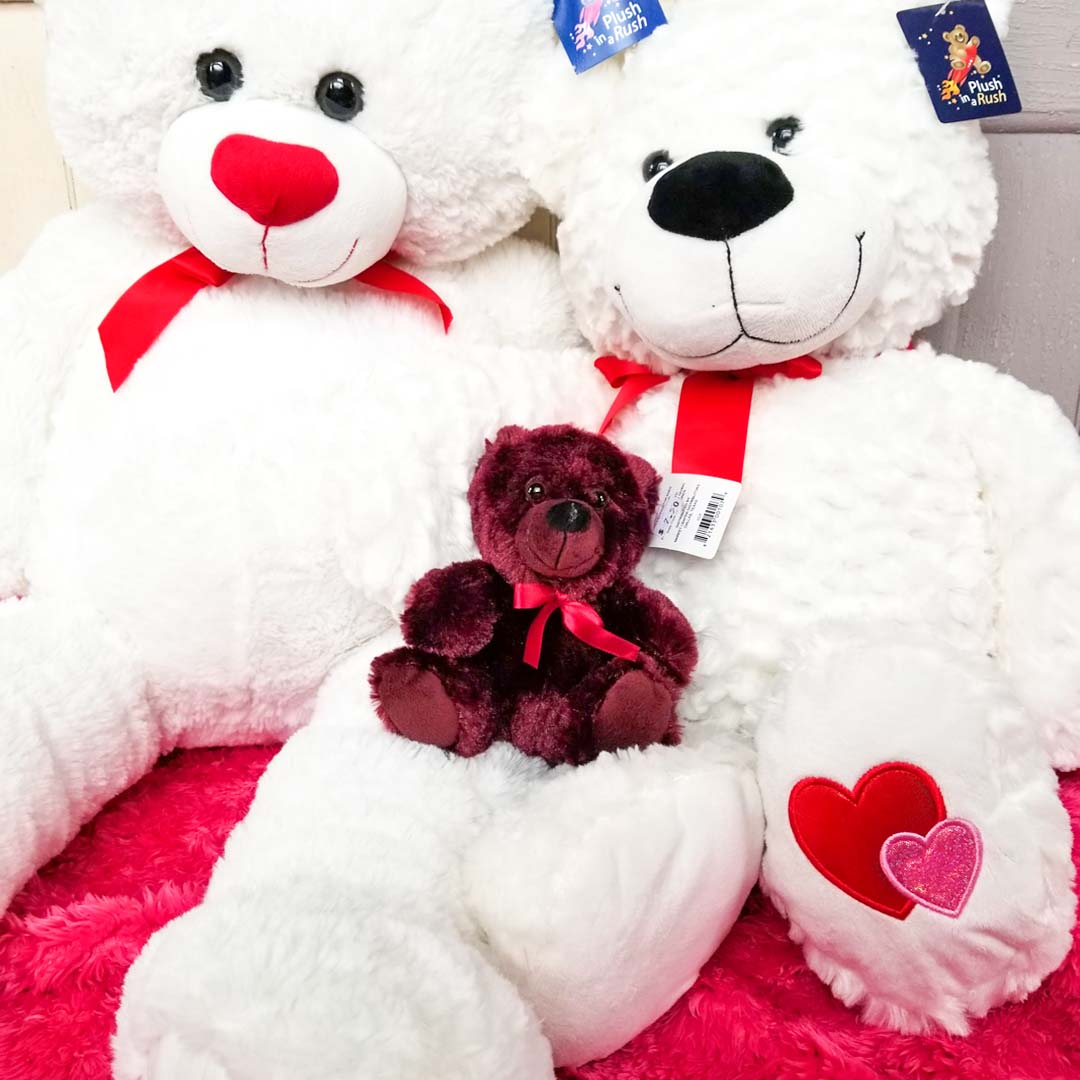 Plush Teddy Bears Large