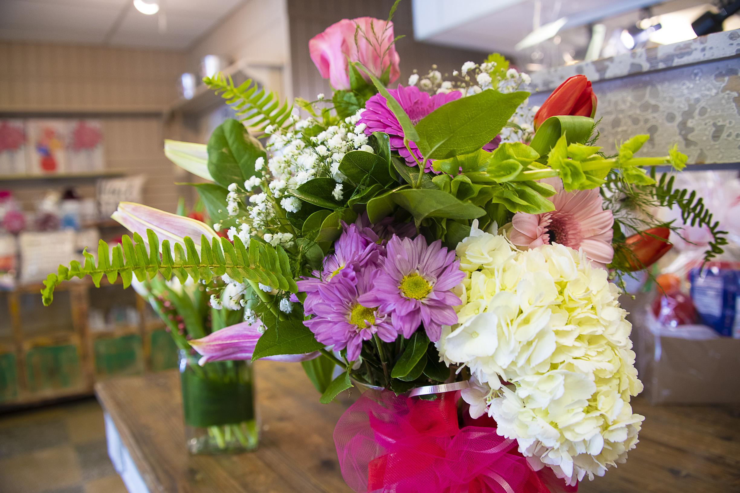 Valentine's Day Mixed Florals