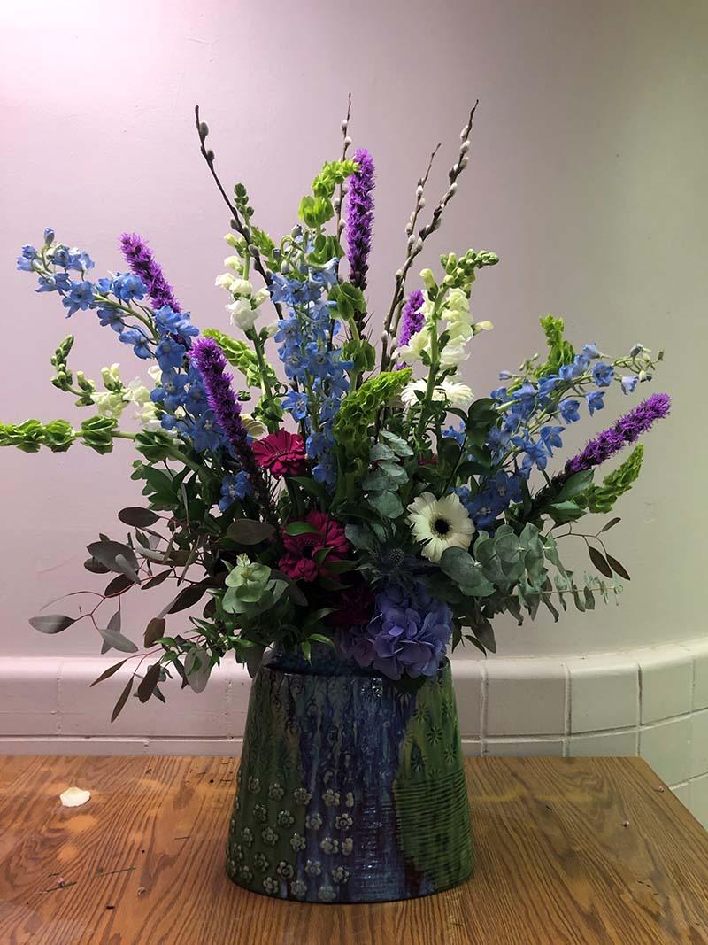 Our spring arrangements