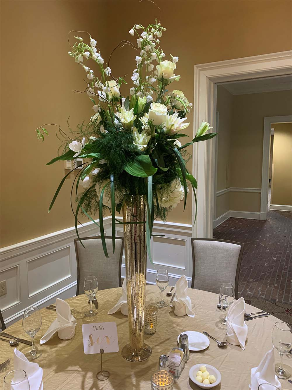 Weddings - The University Florist
